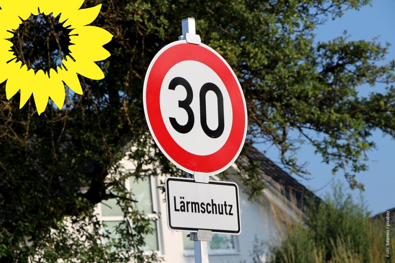Lärmschutz für die Zeuthener Straße
